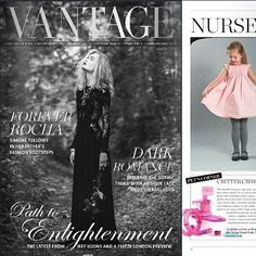 Leopold & Livia featured in Vantage Magazine.