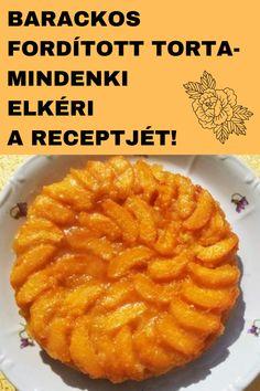 Mindenki elkéri a receptjét! #torta #barack Pineapple, Fruit, Food, Pine Apple, Essen, Meals, Yemek, Eten