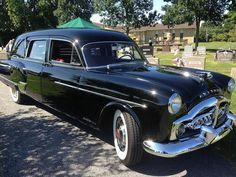 1952 Packard / Henney Hearse