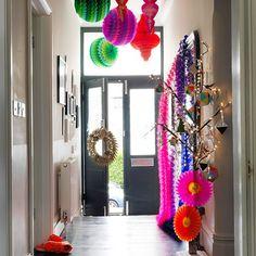 Flur Diele Wohnideen Möbel Dekoration Decoration Living Idea Interiors Home  Corridor   Multi Color Weihnachts