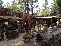 Looks Like a Cool Place to Explore ~ Near Big Bear California