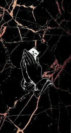 Ripndip iphone wallpaper #ripndip #middle #finger #cat #wallpaper #iphone #black #and #rosegold #marble #background