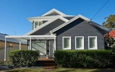 Image result for weatherboard and colorbond cladding