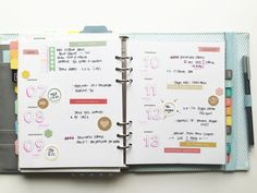 Happy Spring, guys! It's Cathy here with a super easy way to set up your weekly planner using the Homespun Main Planner Kit, Add-On Patch, and some planner essentials I always fall back on:      - Gray Area Color Theory Ink     - Staedtler Triplus Fineliner     - Any number stamp - I used ABM's and Kelly Purkey's alpha stamps (you can also use SC's Bennett stamp)     - circle punch (1 inch)