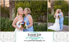 The Turtle Club | Naples Wedding Photographer | Jamie Lee Photography | Bride Getting Ready with Mother