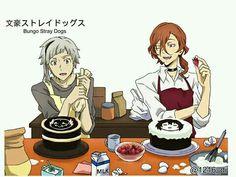 Atsushi & Chūya