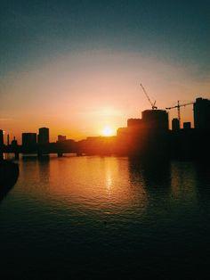 Good Night Frankfurt ❤️