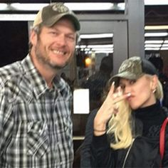 Blake Shelton showed Gwen Stefani around his native Oklahoma before the Christmas holiday and now...