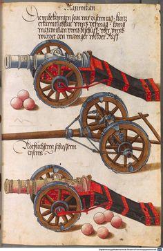 Zeugbuch Kaiser Maximilians I Innsbruck, um 1502 Cod.icon. 222  Folio 45r