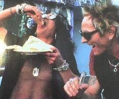 Slash and Matt Sorum