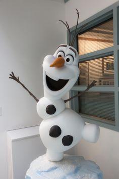 Frozen's Olaf Model