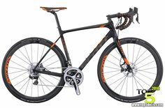 TOP 5 BICICLETAS DE CARRETERA: SCOTT SOLACE PREMIUN DISC, bici todo terreno