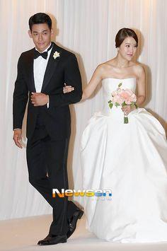 Jung Suk Won The Wedding (June 2nd, 2013)