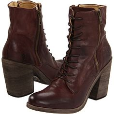 Frye Alexis Lace up ankle boot  -must have-  $166.80