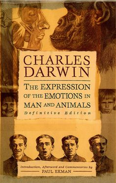 """""""The Expression of the Emotions in Man and Animals"""" by Charles Darwin © Chris Draper, via Flickr"""