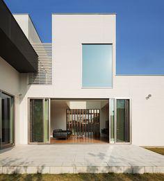 Gallery - N8-house / Masahiko Sato - 4 - Double Volume