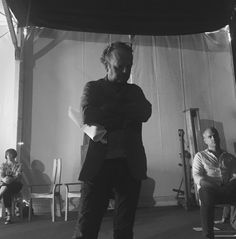"""nixxie-fic: """" Sunday Performance pics from 'Letters Live; at the Hay Festival 2016 - Benedict Cumberbatch, Sophie Hunter, Olivia Colman, Tom Hollander, Toby Jones & Maxine Peake backstage - (x) (x) """" Popular Shows, Festival 2016, Benedict Cumberbatch, Fangirl, Concert, Sherlock, Recital, Concerts, Fan Girl"""