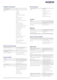 Olympus PEN E-PL3 // specyfikacja 3/7 // http://bit.ly/PEN_E-PL3