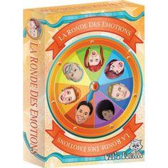 Il s'agit de reconnaître, mimer ou ressentir les principales émotions. 7 émotions sont proposées : la colère, la joie, la peur et la tristesse sont les 4 principales, découvertes en maternelle. On ajoutera dès 6 ans la honte, la surprise et la tendresse. Le jeu présente notamment 10 personnages, de tous âges et tous pays, avec pour chacun 7 émotions. 10 règles de jeu sont proposées. Le nombre de joueurs varie de 2 à 6 selon les règles.