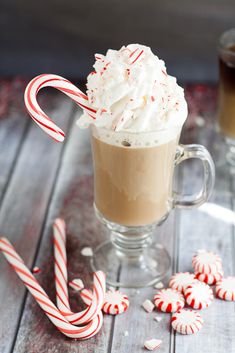 Peppermint Coffee Creamer Recipe - This Homemade Peppermint Coffee ...