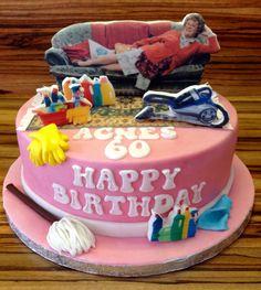 Mrs Browns Boys Cake Design
