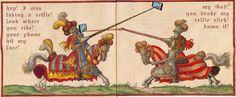 MI LABORATORIO DE IDEAS: medieval selfie sticks