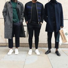 STREET STYLE. Their life is not defined by occupation or wealth, but by respect, a moral code and an inspirational display of flair and creativity. This is demonstrated through their love of stylish dressing; but it is not the fabric or cost of the suit that counts, it is the worth of the man inside it.
