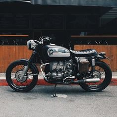 BMW R75/5 Cafe Brat/tracker