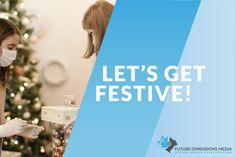 LET'S GET FESTIVE! Enhance your customer's shopping experience with Future Dimensions Media this summer! Visit the link below to find out more. How To Find Out, How To Make, Festive, Let It Be, Marketing, Future, Link, Summer, Shopping