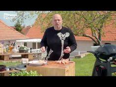 Pohlreich radí, jak udělat z kuřete placku na gril Tv, Youtube, Life, Food, Style, Essen, Stylus, Youtubers, Yemek