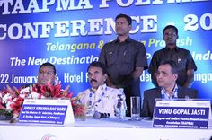 "Polymer Conference with the theme ""Telangana and Andhra Pradesh, The New Destination of the Polymer Industry"" held. Jupally Krishna Rao, Minister for Industries graced the occasion http://www.pocketnewsalert.com/2016/01/Polymer-Conference-with-the-theme-Telangana-and-Andhra-Pradesh-The-New-Destination-of-the-Polymer-Industry-held-Jupally-Krishna-Rao-Minister-for-Industries-graced-the-occasion.html"