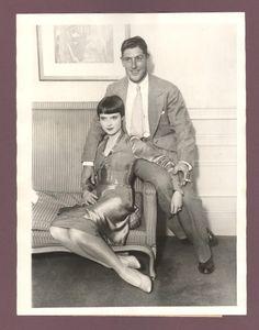 Louise Brooks & Charlie Chaplin
