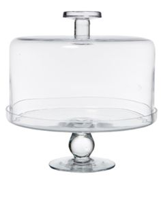 Glass Cake Dome & Stand – Allissias Attic & Vintage French Style