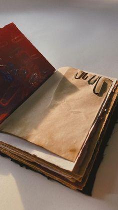 Junk Journal, Bullet Journal, Cool Notebooks, Scrap Metal Art, Junk Art, Scrapbook Paper, Design, Scrapbooking
