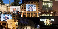 Le 8 décembre 2014, à la veille d'une réunion décisive pour la Taxe européenne sur les transactions financières, les ONG se sont mobilisées de Paris à Madrid, en passant par Berlin et Rome pour appeler les dirigeants à faire le bon choix : mettre la TTF au service de la solidarité internationale !