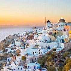 Mansion Sophia—Santorini, Greece. #Jetsetter