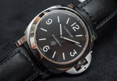 Cost Of Entry: Panerai Watches
