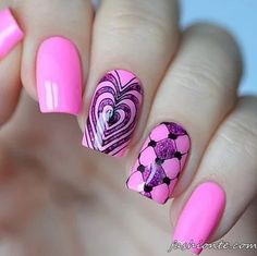 100+ Classic & Delicate French Manicure & other Beautiful Nail Art Designs 2016