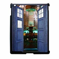 The Tardis Doctor Who Littlevogue iPad 4 Case