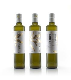 AYIA CION / malama organic olive oil on Packaging Design Served