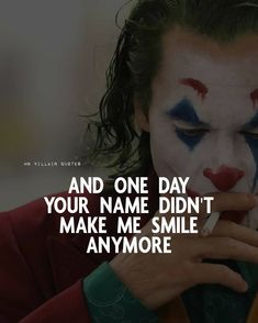 In this 'how-to' video, you will learn a special kind of text message that you can send a man right now that will unlock a hidden, ravenous desire for you. Joker Love Quotes, Psycho Quotes, Hurt Quotes, Badass Quotes, Real Quotes, Wise Quotes, Inspirational Quotes, Qoutes, Strong Mind Quotes