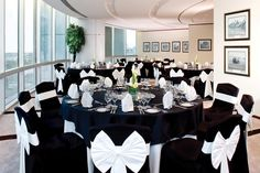 Jumeirah Emirates Towers, Hotel, Dubai - Level 8 - Private Room
