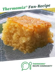 Best Thermomix lemon drizzle cake by Thermominx_au. A Thermomix ® recipe in the… Lemon Desserts, Lemon Recipes, Sweet Recipes, Dessert Recipes, Best Lemon Drizzle Cake, Air Fryer Recipes Snacks, Lemon Tea Cake, Light Cakes, Cookies
