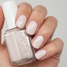 Here are the 10 most popular nail polish colors at OPI - My Nails Ivory Nails, Nude Nails, Acrylic Nails, Hair And Nails, My Nails, Essie Nail Colors, Neutral Nails, Nagel Gel, Manicure And Pedicure