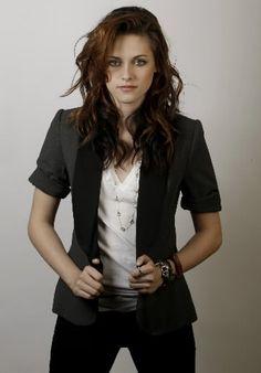 Kristen Stewart tomboy look