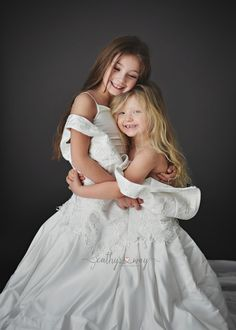 Cathy's Way Photography: Birthday Girls & A Wedding Dress | Walworth County, WI Family Photographer