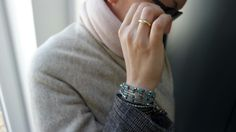 Swarovski Armband #bynuena