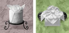 Origami mit Toilettenpapier