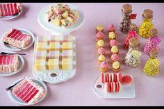 Sweets buffet