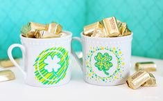 If you follow me on Instagram, you already know that I am cranking out marker mugs like crazy – they're so fun and easy, I just can't get enough!  So of course I needed to make a couple of Shamrock  Marker Mugs.  And I love them – so cute! I've got a how-to tutorial for...Read More »